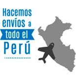 Envíos a todo el perú
